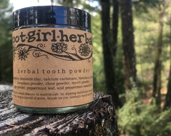 Tooth Powder //  Tooth Paste Alternative