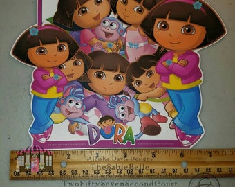 Dora Photo Collage Digital Prints