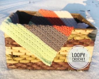 Photo prop layering blanket basket stuffer baby wrap