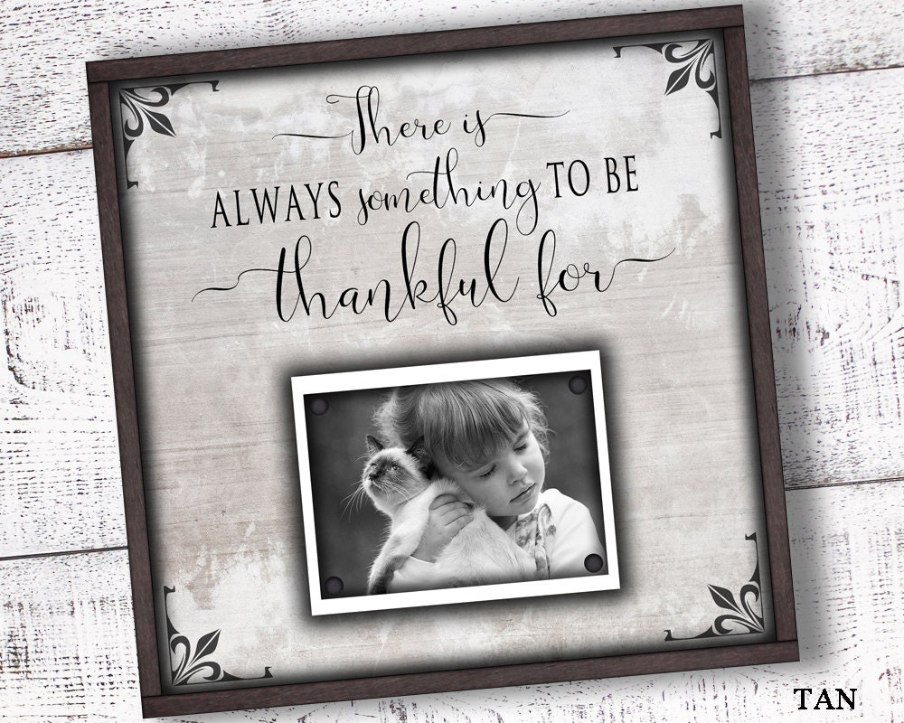 Personalized Picture Frame With Family Name Quote Family: Family Custom Sign, There Is Always Something To Be