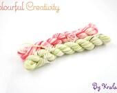 Colourful Soft Sock Christmas mini set