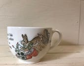 Vintage Wedgwood Peter Rabbit Teacup