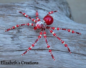 Christmas Spider Ornament with Christmas Spider Legend, Spider Ornament, Holiday Ornament, Christmas Ornaments
