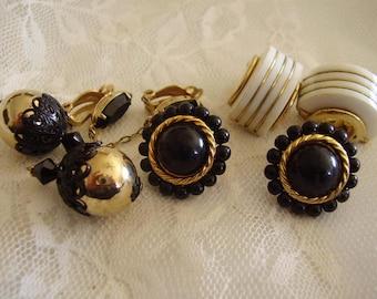 SALE! Jewelry Clip Earring DESTASH LOT