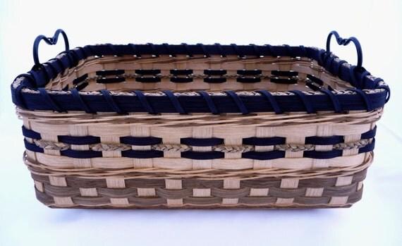 Basket Weaving Kits : Basket weaving kit iris counter or serving