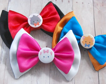French Kittens Bows // Marie, Toulouse, Berlioz, Cats, Kitten
