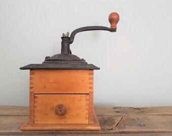 Mid Century Coffee Grinder – Unmarked