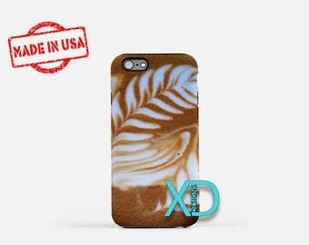 Coffee iPhone Case, Espresso iPhone Case, Coffee iPhone 8 Case, iPhone 6s Case, iPhone 7 Case, Phone Case, iPhone X Case, SE Case