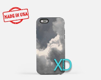Cloud iPhone Case, Nature iPhone Case, Cloud iPhone 8 Case, iPhone 6s Case, iPhone 7 Case, Phone Case, iPhone X Case, SE Case Protective