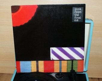 Pink Flyod The Final Cut Vinyl Record Album LP Gatefold