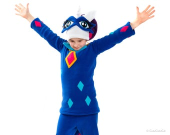 rarity costume halloween power pony costume for kids