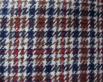 Wool Plaid Yardage