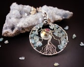 Wire wrapped tree of life...