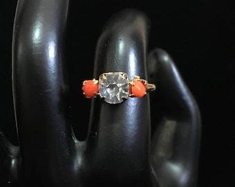 Vintage 1970's Louie Rafael Adjustable Rings (ABX1B)
