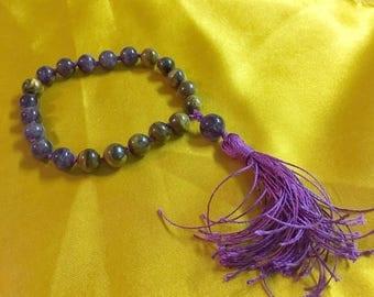 MACE Geek-Inspired Mala Bracelet