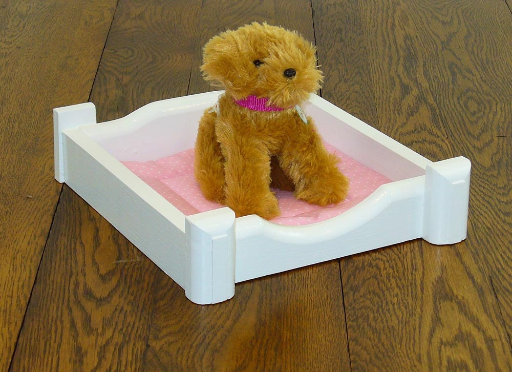 18 Inch Doll Furniture American Made Doll Furniture Pet Bed