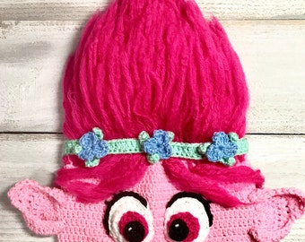 Crochet Pattern For Troll Hat : Troll crochet Etsy