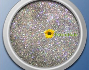 1/2 Ounce Silver Cosmetic Glitter