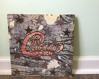 """Chicago """"Chicago III"""" vinyl record"""