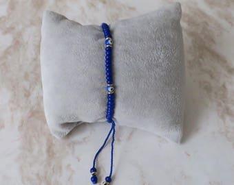 Wish Beaded Bracelet Against Envy