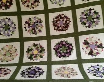 King size Dresdon Quilt