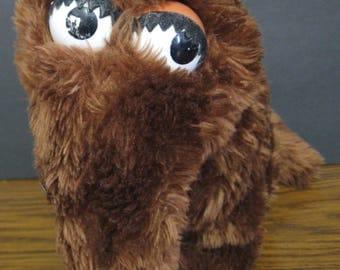 """Sesame Street Snuffleupagus 12"""" - Applause - 1970s Vintage Muppets Inc."""