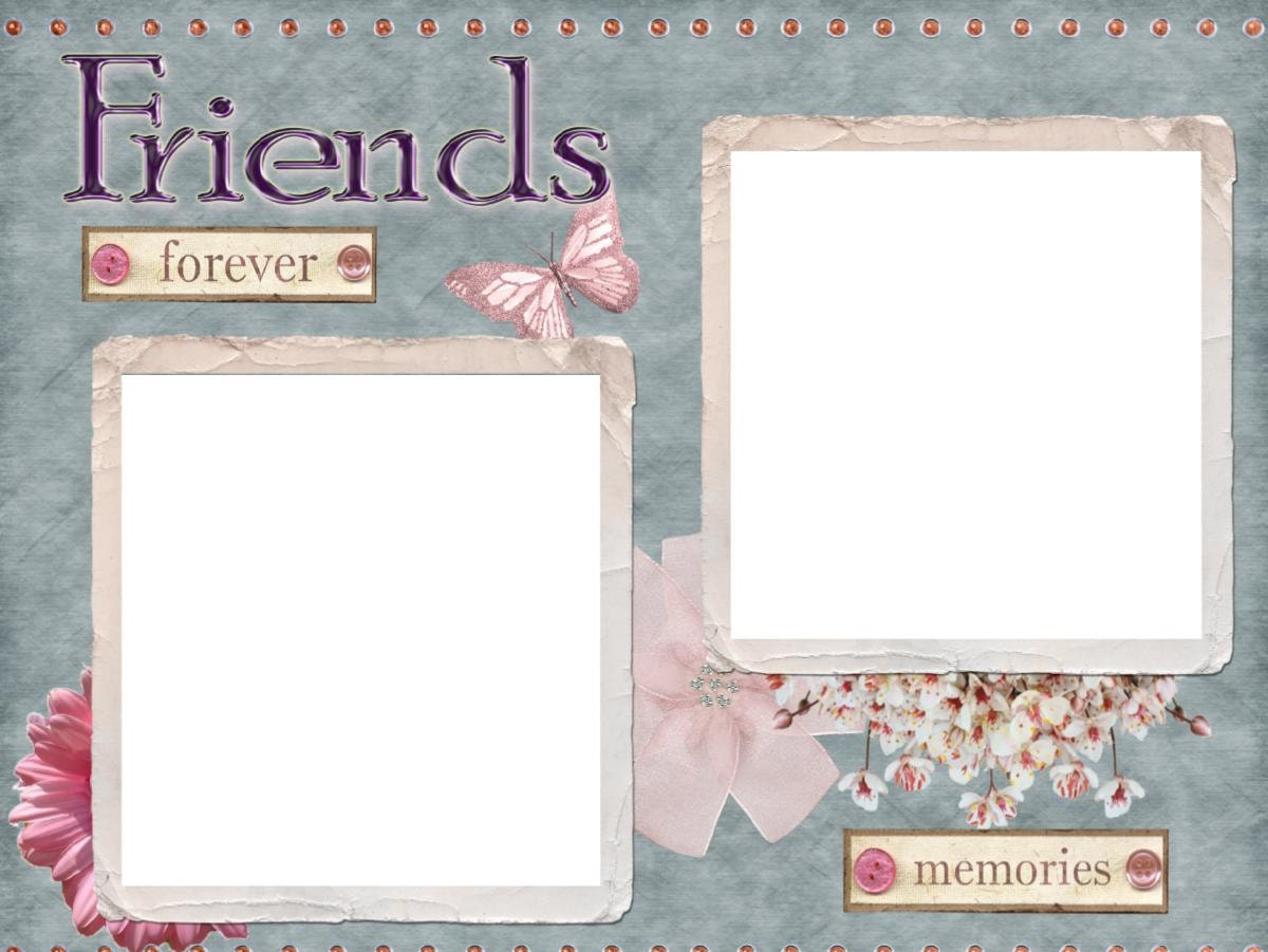 Photo Frames For Best Friends Forever | Frameswalls.org