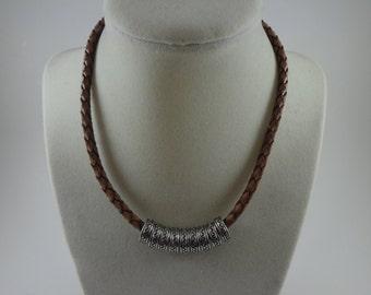Ralph Lauren Leather necklace