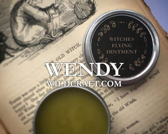Witches Flying Ointment