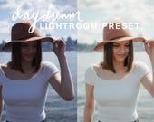 Daydream - Lightroom Preset