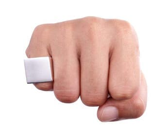Mens Ring Womens Ring - No. 1014 - plain ring, silver ring, square mens ring, mens minimal ring, womens minimal ring, square, formal ring
