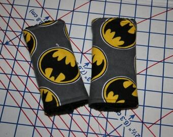 Batman Car Seat Strap Covers ~Reversible~