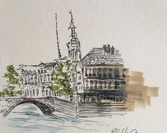 Parisian Archicture