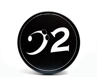 Pomade, Hair Pomade, D2 by PompKing Pomades, Fresh Scent, Medium/Firm Hold