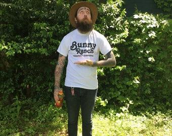 Vintage Rare Bunny Ranch Shirt