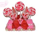 Custom Valentines Arrangement