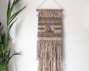 Weaving Wall Hanging weaving wall hanging | etsy