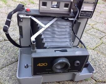 Model 420 Polaroid Land Camera