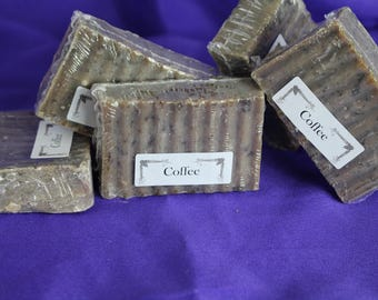 Natural Coffee and Coconut Oil Soap