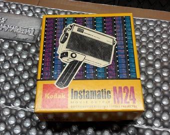 Vintage Kodak Movie Camera M24