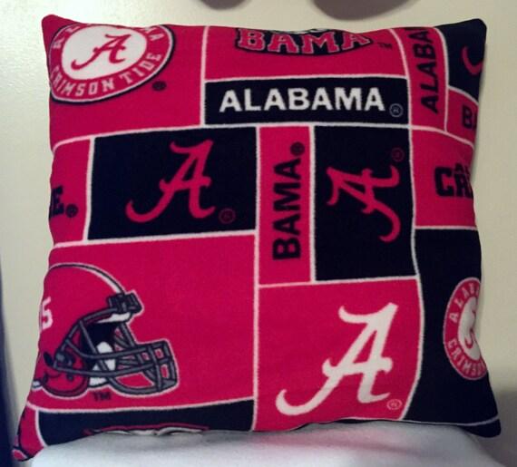 Alabama Crimson Tide theme Pillow / Alabama Crimson Tide theme