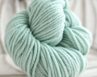 Organic O-Wool Classic Worsted merino wool yarn