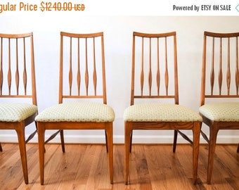 Danish modern chair Etsy