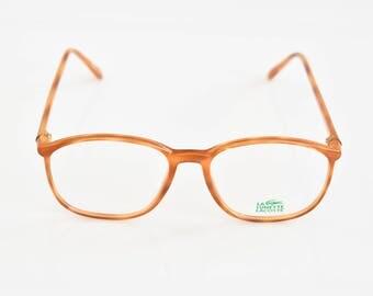 La Lunette Lacoste Eyeglasses Col.1533 59-19-145 Made in France