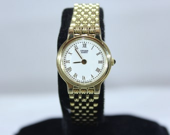 Vintage Women's Citizen Quartz Watch