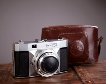 Vintage Film Camera Fenix 1. Working Film Camera. Rare Camera.