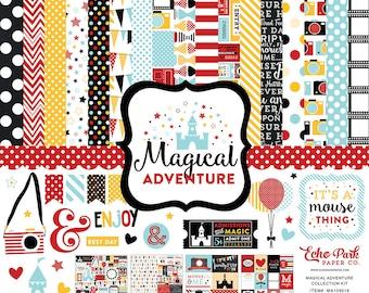 Echo Park Magical Adventure Collection Kit