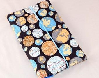 Travel case world travel