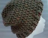 Crochet hat, grey hat, adult hat, womens hat, mens hat,  winter hat, ski hat, crochet beanie, beanie hat, wool hat, crochet womens hat,