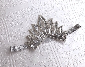 The Silver Crowning Glory Crown